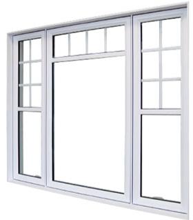 Fenêtres battants PVC